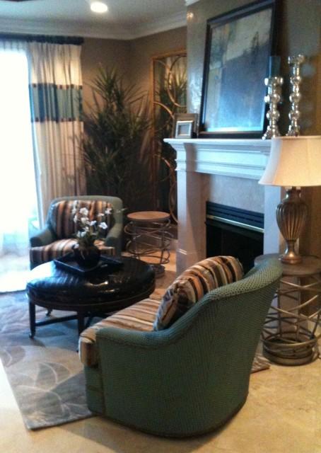 Hammock beach resort traditional living room for Living room hammock