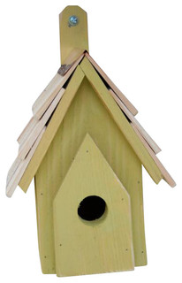 Rustic bird for Classic bird houses
