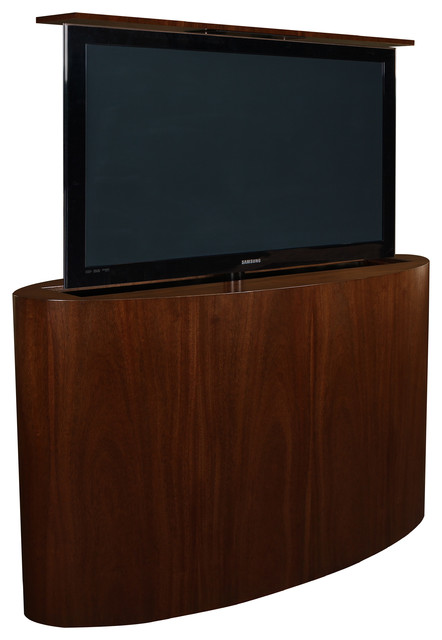 TV Lift Cabinet Atlantis, Made in USA, No Swivel - Contemporary - Entertainment Centers And Tv ...