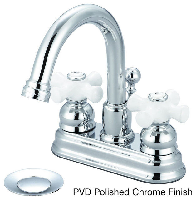 Pioneer Brentwood Two-handle Lavatory Faucet with ...