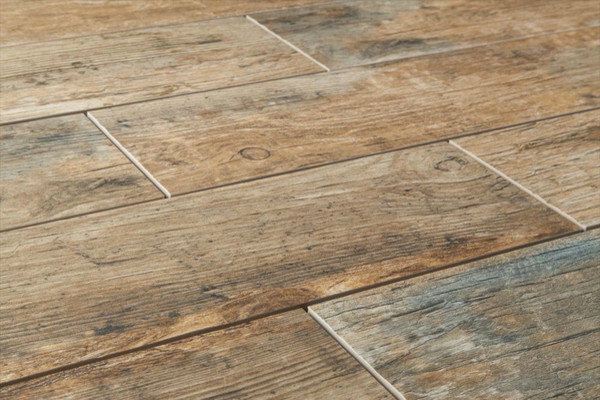 Antique Wood Looking Ceramic Porcelain Tile