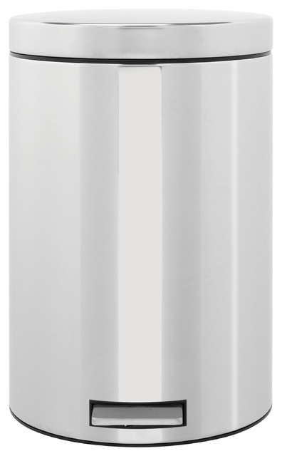Brabantia Pedal Bin With Food Trap - Modern - Trash Cans - by DaSalla's