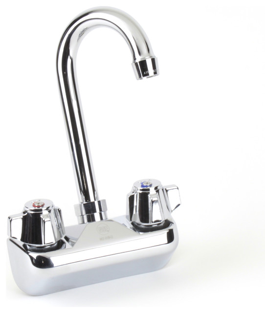 """4"""" Wall Mount Faucet"""