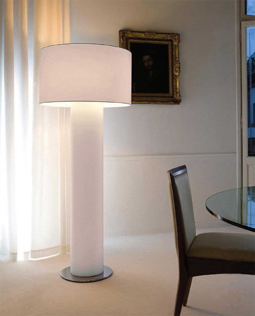 Orion Designer Floor Lamp By Cattelan Italia Modern