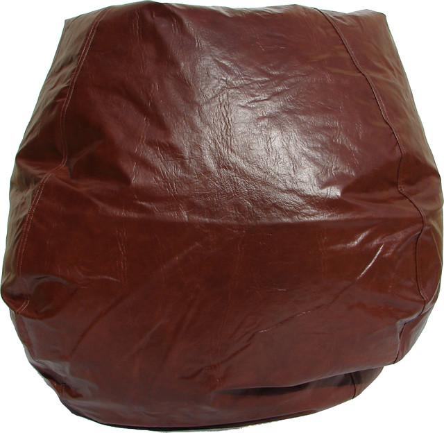 Bean Bag Brown Contemporary Bean Bag Chairs By Bean
