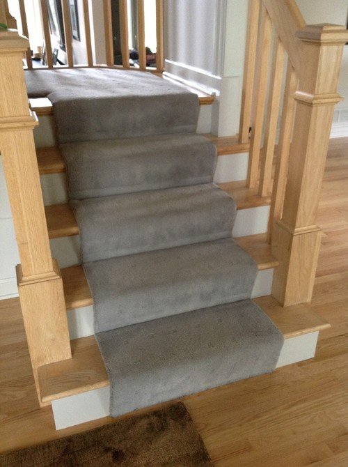Serged Vs Rolled Edges Hollywood Vs Waterfall For Stair