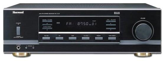 Sherwood 100W Stereo Receiver - Contemporary - Home ...