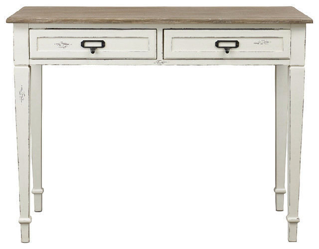Dauphine Traditional French Accent Writing Desk Traditional Desks