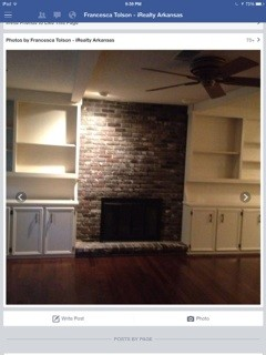 Need Help Picking A Paint Color For Brick Fireplace
