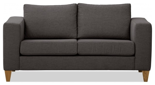 2 sitzer sofa omnia 222 ii anthrazit modern sofas by fashion4home gmbh. Black Bedroom Furniture Sets. Home Design Ideas