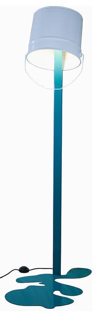 lampadaire oups contemporain lampadaire int rieur autres p rim tres par nathalie be. Black Bedroom Furniture Sets. Home Design Ideas