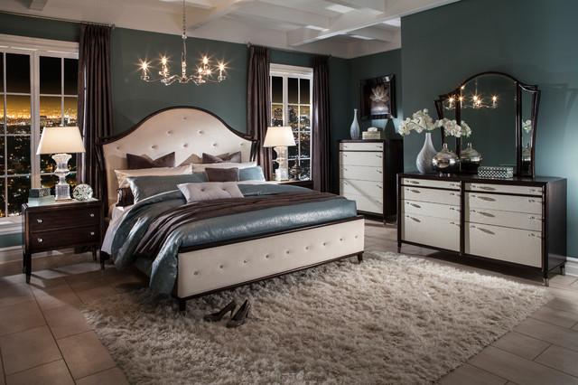 seventh avenue bedroom transitional bedroom miami by el dorado furniture. Black Bedroom Furniture Sets. Home Design Ideas