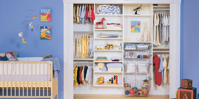 Kids closets for California closets puerto rico