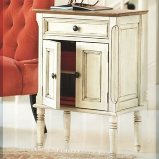 Whitney Cabinet - Traditional - Side Tables And End Tables - by ...