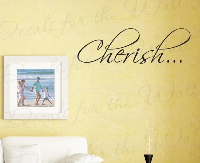 Wall Decal Quote Sticker Vinyl Art Removable Lettering ...