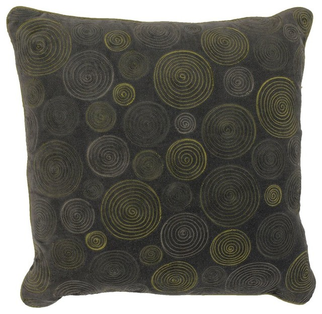 Stratford II Pillow - P0009-1818D - Contemporary - Scatter Cushions - by Hayneedle