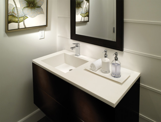 MTI Petra Counter-Sink, MTCS-800 - Contemporary - Bathroom Sinks - Other - by MTI Baths