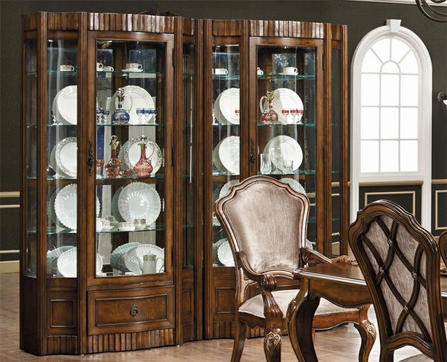 Carneros Curio - Traditional - Furniture - other metro - by Savannah ...