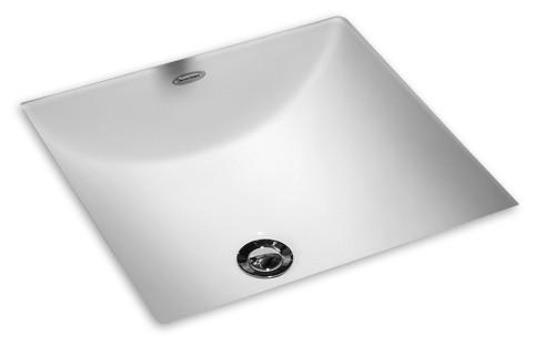American Standard 0614000 020 White Studio Undermount Sink