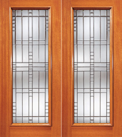 contemporary art deco beveled glass exterior double door contemporary front doors tampa. Black Bedroom Furniture Sets. Home Design Ideas