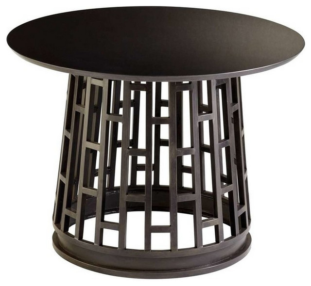 Round Foyer Table Uk : Paulo foyer round coffee table transitional