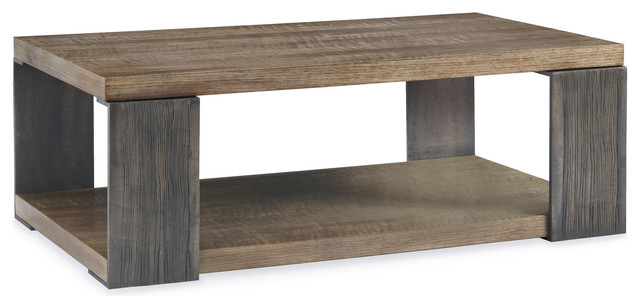 Angulo Small Cocktail Table Baker Furniture