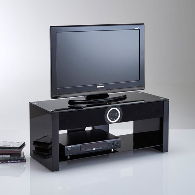 meuble tv amplifi aimi contemporain solution m dia et meuble tv par la redoute int rieurs. Black Bedroom Furniture Sets. Home Design Ideas