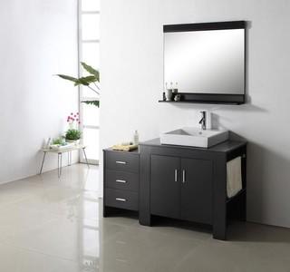 Modular Bathroom Vanities Modern Bathroom Vanity Units Sink Cabinet