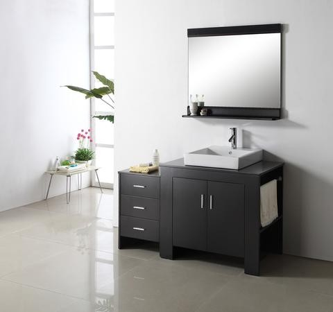 modular bathroom vanities modern bathroom vanity units