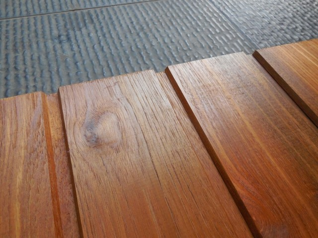 Teak wood siding pictures to pin on pinterest daddy