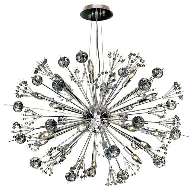 Starburst Chandelier Light Fixture