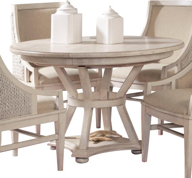 American drew americana home artisan 39 s round table in - Tavoli da pranzo classici ...