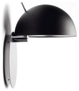 radon wandleuchte bauhaus look wandleuchten von. Black Bedroom Furniture Sets. Home Design Ideas
