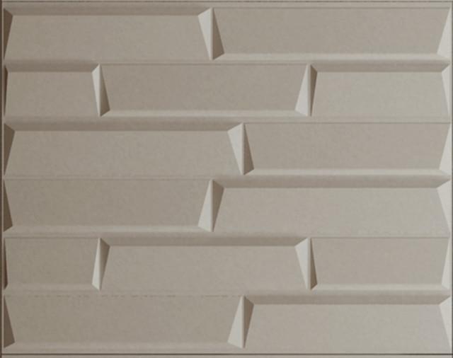 Glue On Wall Panels : Sq ft plant fiber glue on wall paneling stones