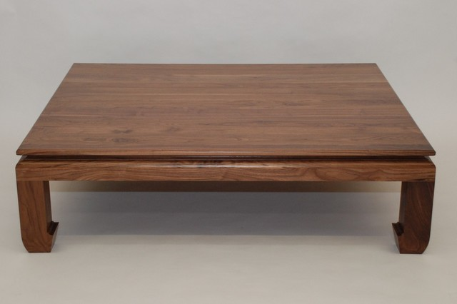 Ming Coffee Table Square Coffee Addicts