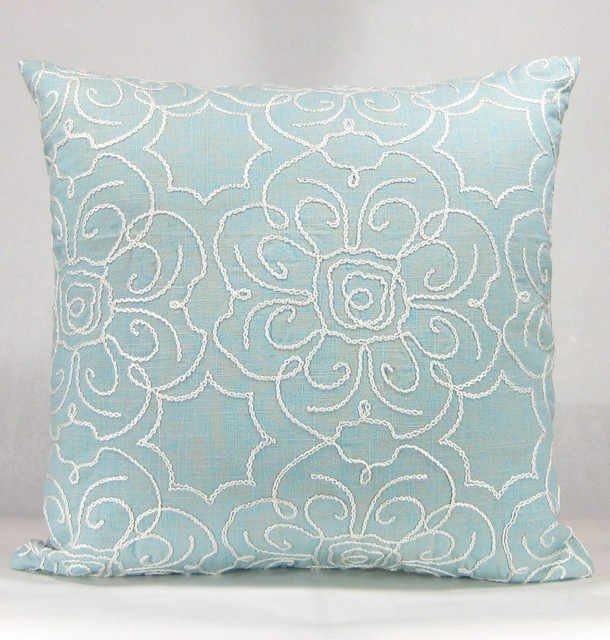 Flower Embroidery Throw Pillow  Aqua. Bar Wall Decor. Home Decor Apps. Decorative Border Paper. Wall Decorating Ideas For Living Rooms. Room Decoration Bedroom. Overstuffed Living Room Furniture. Decorative Kitchen Plates For Wall. Curtain Styles For Living Rooms