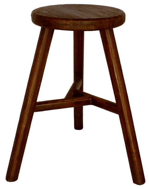 Natural Benoit Stool Farmhouse Bar Stools And Counter Stools by Jack an