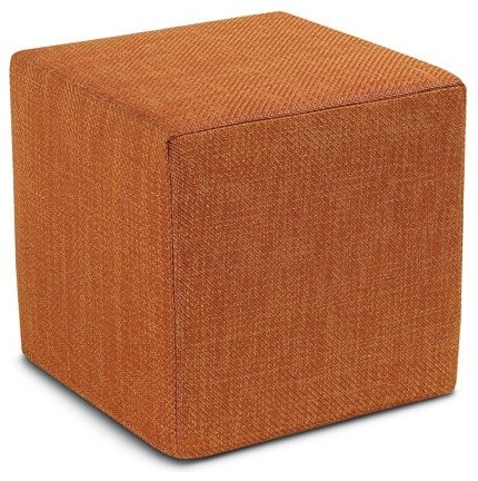 Missoni Home Moomba Cube Pouf - Modern - Floor Pillows And Poufs - by YLiving.com