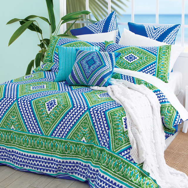 unit new printed export blue oriented cover mandala pink white green jaipur and duvet designer pillow from with block