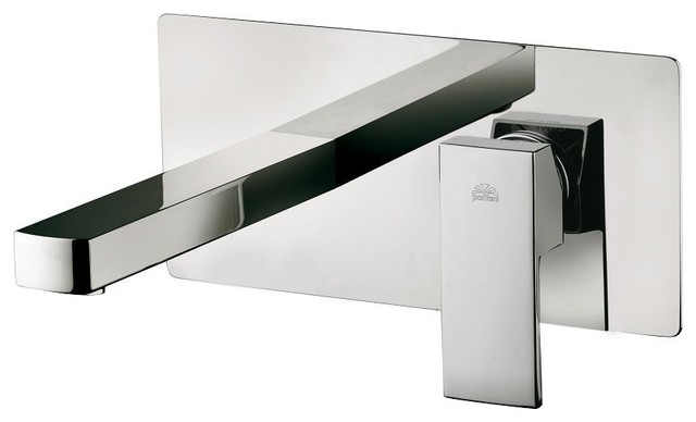 wall mounted bathroom sink faucet chrome modern bathroom sink faucets