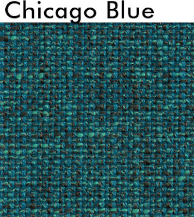 Cooper Upholstered Bed From Kyle Schuneman Chicago Blue Scandinavian