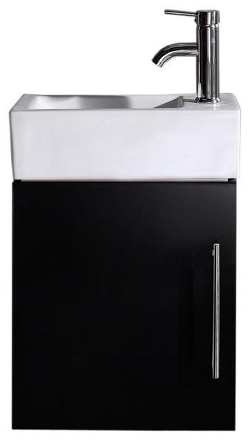 waschtisch waschbecken schwarz modern waschtische von emotion. Black Bedroom Furniture Sets. Home Design Ideas