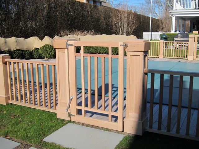 Decks and fences for Devonshire home design garden city ny