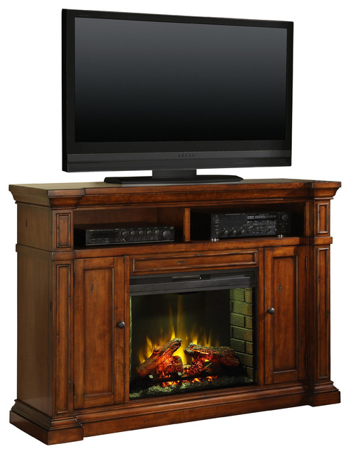 berkshire fireplace media center traditional indoor