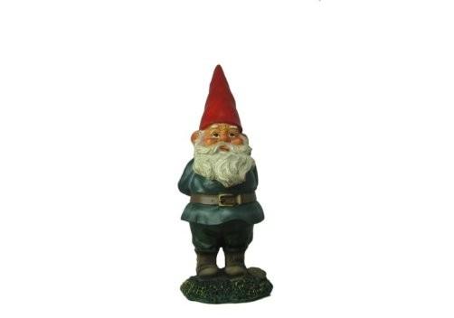 """Gnome Garden: THE Garden Gnome 10"""""""