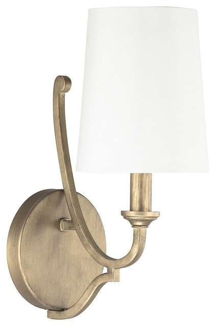 Wall Sconces Lighting Traditional : Capital Lighting Quinn Traditional Wall Sconce - Traditional - Wall Sconces - by Alinda Morris ...