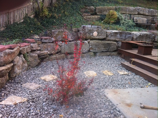 Stones and decorative gravel for Landscaping rocks in kansas city