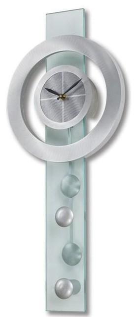 Jon Gilmore Designs 39 Juggling Time 39 Silver Pendulum Wall
