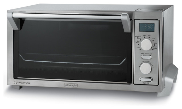 Delonghi DO1289 Digital Convection Toaster - Contemporary - Toaster Ovens - by Overstock.com