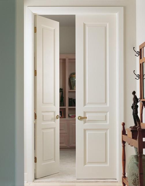 Interior Panel Doors Of Supa Doors 3 Panel Traditional Interior Doors